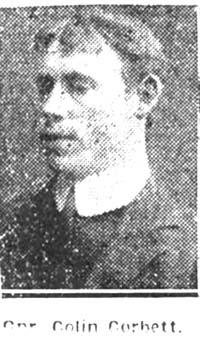 Corbett Colin, Gunner, Delny