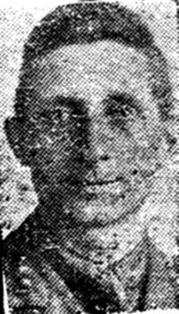 Mackenzie Donald, 2 Lieut, Dingwall