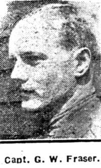 Fraser Gilbert, Capt, Dingwall