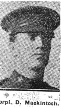 Mackintosh David, Corp, Dingwall