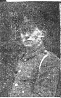 Dempster Charles G, Gunner, Dingwall