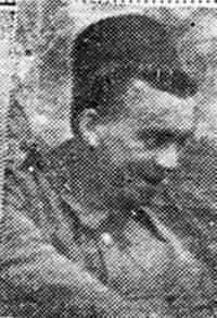 Macdonald Peter, Gunner, Dingwall