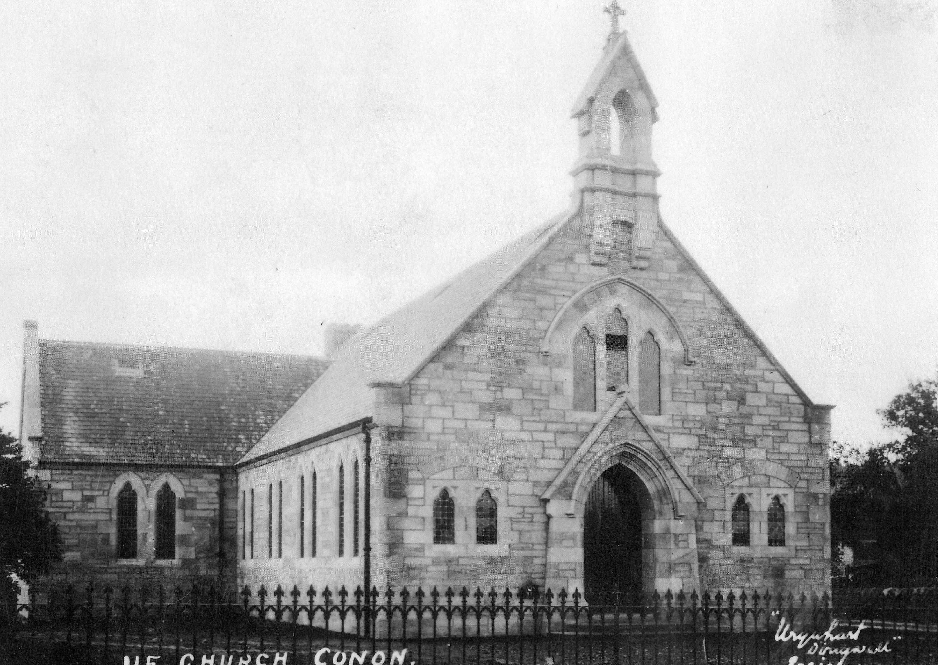 Ferintosh Church of Scotland - possibly 1920s