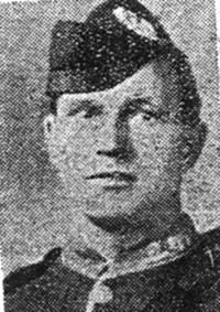 Murdoch George, Pte, Dingwall
