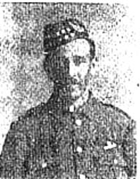Clunas Roderick R, Pte, Dingwall