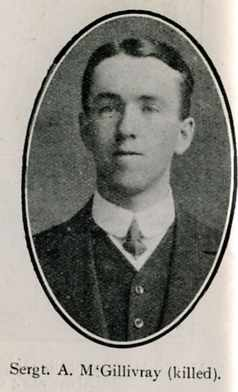 Macgillvray Alexander, Sgt, Dingwall