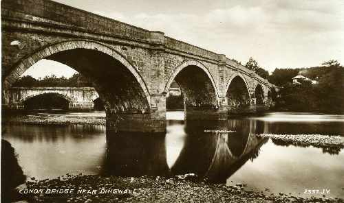 The Telford Bridge