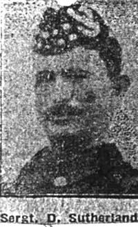 Sutherland D, Sgt, Dingwall