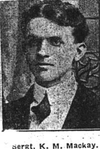 Mackay Kenneth, Sgt, Dingwall