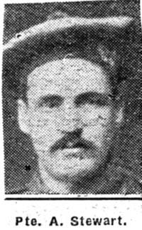 Stewart A, Pte, Edderton