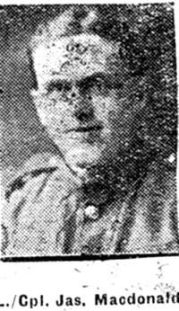 Macdonald James, L Corp, Evanton