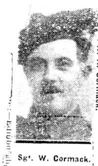 Cormack William, Sgt, Evanton