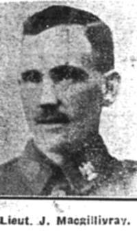 Macgillivray S, Lieut, Canada Ex Fairburn