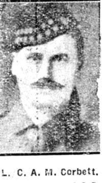 Corbett A M, L Corp, Fearn