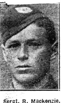 Mackenzie R, Sgt, Fearn