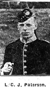Paterson John, L Corp, Fortrose