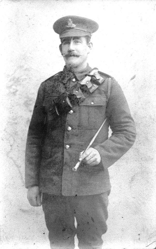 Bain John, Gunner, Gairloch