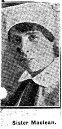Maclean Alice, Sister, Gairloch