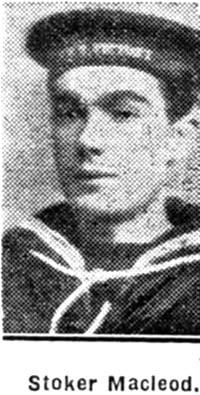 Macleod Angus, Stoker, Gairloch