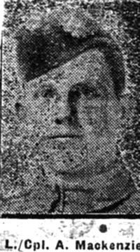 Mackenzie Angus, L Corp, Garve