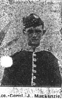 Mackenzie James, L Corp, Garve