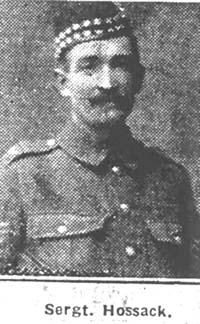Hossack Sgt, Garve