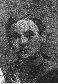 Skene John, Able Seaman, Invergordon
