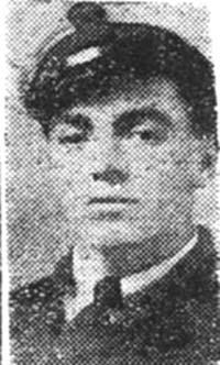 Mackintosh D F, Seaman, Invergordon