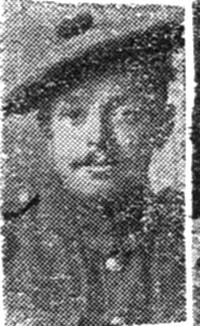 Mackintosh William, Sgt, Invergordon