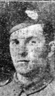 Finlay John, Pte, Invergordon