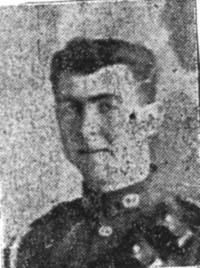 Forsyth William J, Pte, Invergordon