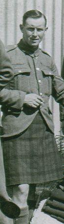 Gillies Walter N, Pte, Kessock