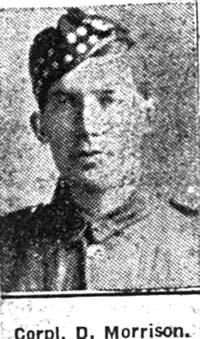 Morrison Donald, Corp, Kildary