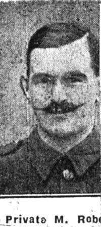 Robertson Murdo, Pte, Kildary