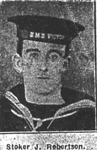 Robertson James, Stoker, Kildary