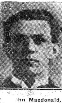 Macdonald John, Pte, Killearnan