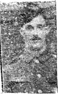 Mackenzie William R, Pte, Killilan