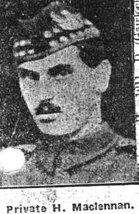 Maclennan H, Pte, Kinlochewe
