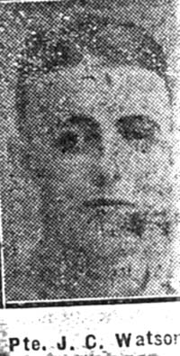 Watson Jack C, Pte, Kinlochewe