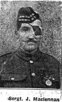 Maclennan John, Sgt, Kinlochewe