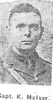 Maciver Kenneth, Capt, Laide