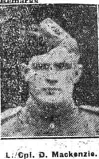 Mackenzie Donald, L Corp, Lochcarron