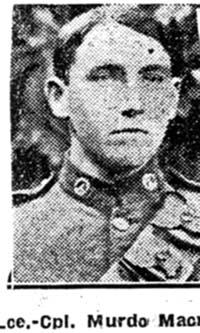 Macrae Murdo, L Corp, Lochcarron