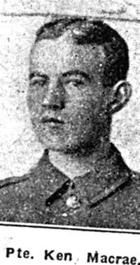 Macrae Kenneth, Pte, Lochussie