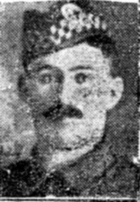 Falconer Alexander, Pte, Maryburgh