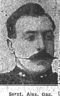 Oag Alexander, Sgt, Maryburgh