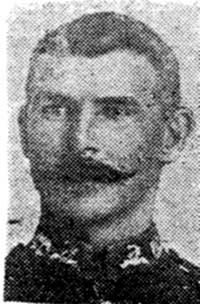 Dunbar George, Sgt, Edinburgh Ex Maryburgh
