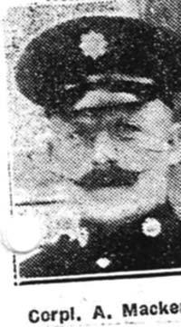 Mackenzie A, Corp, Muir Of Ord