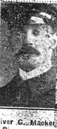 Mackenzie George, Driver, Muir Of Ord