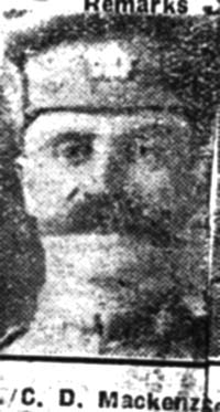 Mackenzie Donald, L Corp, Muir OF Ord